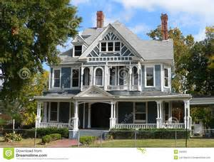 Small Victorian Homes Maison Victorienne Image Stock Image 340351