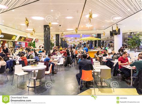 Cabin Shopping Center Restaurants by Fast Food In Shopping Mall Restaurant
