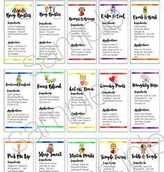 Essential Oil Labels Vinyl Labels Bottle By Healingessentially Essential Oil Stuff Essential Essential Bottle Label Template