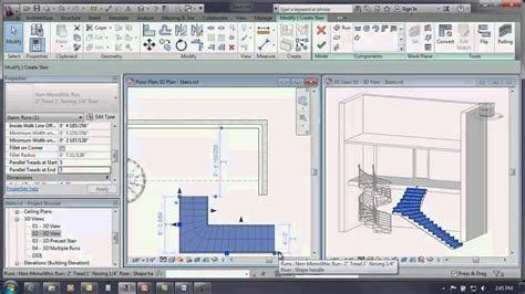 video tutorial revit architecture 2013 autodesk revit architecture 2013 component based stairs