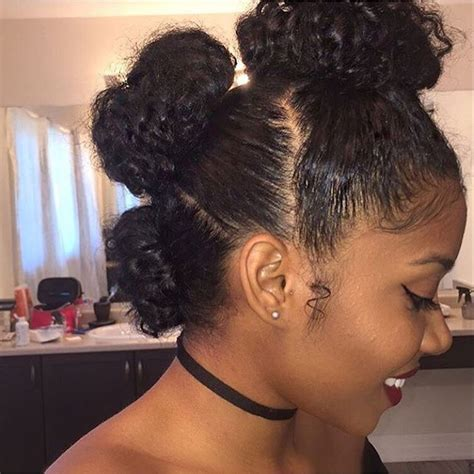 natural hair after five styles updos for natural hair pinterest fade haircut