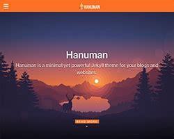 hanuman themes for windows 8 1 jekyll themes