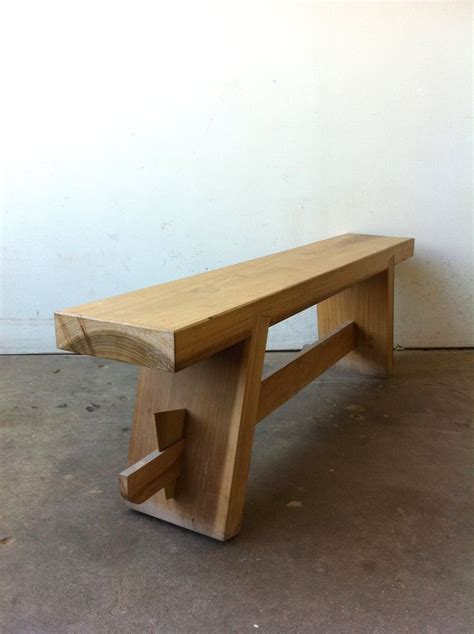 used wooden bench 25 best ideas about wooden benches on pinterest wooden
