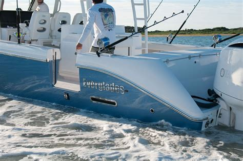 boats with side doors bet you don t know center consoles sea magazine