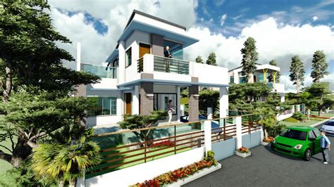 philippine house plans and designs house designs in the philippines in iloilo by erecre group realty design and