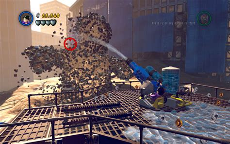 Lego 6096959 Spider Mans Rope sandman fights lego marvel heroes guide walkthrough gamepressure