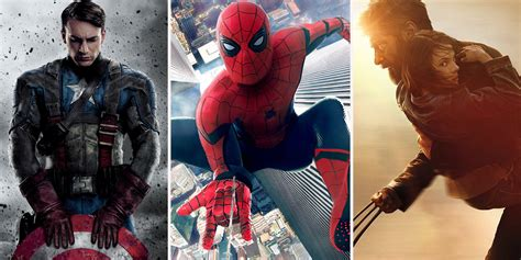 best marvel movies marvel the 25 best movies ranked screen rant