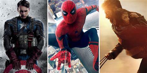 marvel film rankings marvel the 25 best movies ranked screen rant
