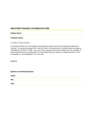 Confirmation Letter With Signature Sle Business Confirmation Letter Forms And Templates