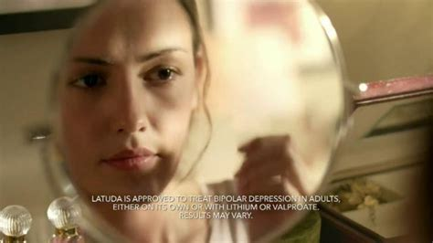 latuda commercial actress latuda tv spot bipolar depression ispot tv