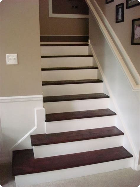 taking carpet the stairs diy for the home