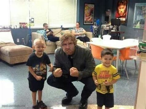 does dean ambrose have kids 17 best images about wwe on pinterest dean o gorman aj