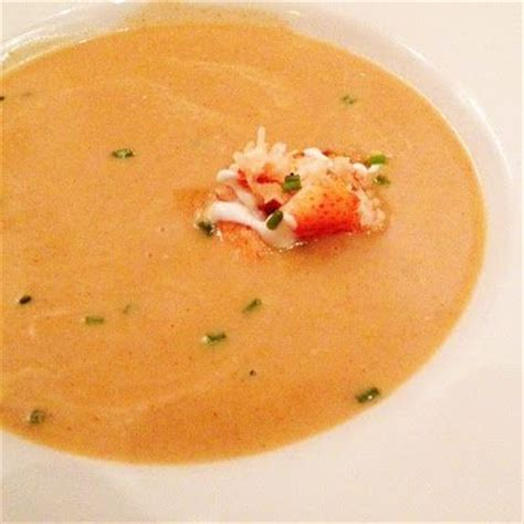 easy lobster bisque for two recipe dishmaps