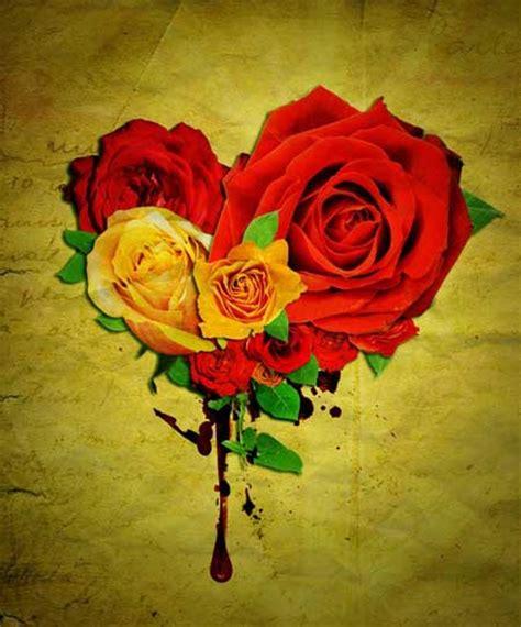 imagenes artisticas de la muerte 10 im 225 genes art 237 sticas de corazones rotos