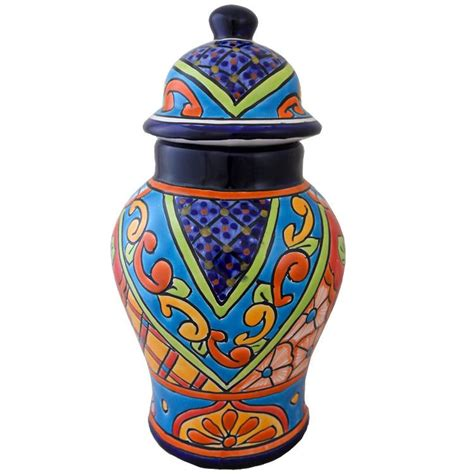 Ginger Jar Vase by Talavera Jars Amp Vases Collection Talavera Ginger Jar