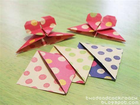 origami corner bookmark diy corner bookmarks and origami shape corner