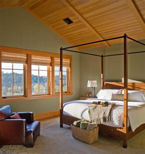 vt bedrooms vermont ski retreat rustic bedroom burlington by