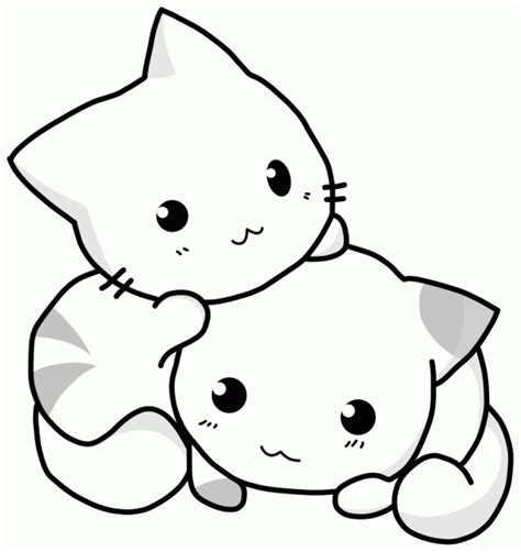 animal coloring pages kitten cute coloring pages coloring pages for kids