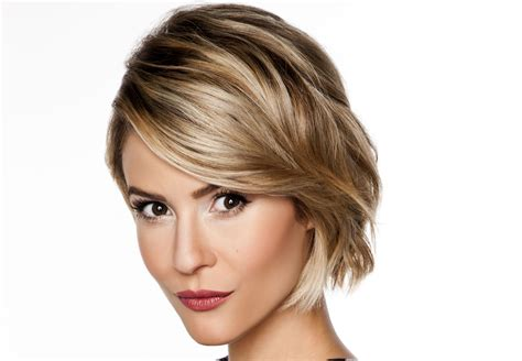 bold and the beautiful hairstyle for caroline forrester 25 facts about linsey godfrey of bold and beautiful
