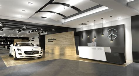 Mercedes Showroom Galati Ro By Alexandru Buzatu At