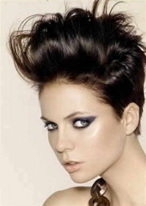 edgy prom hairstyles short hair 250 best images about short hair on pinterest shorts