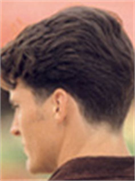 tapered nape haircut pictures men mens haircut definitions
