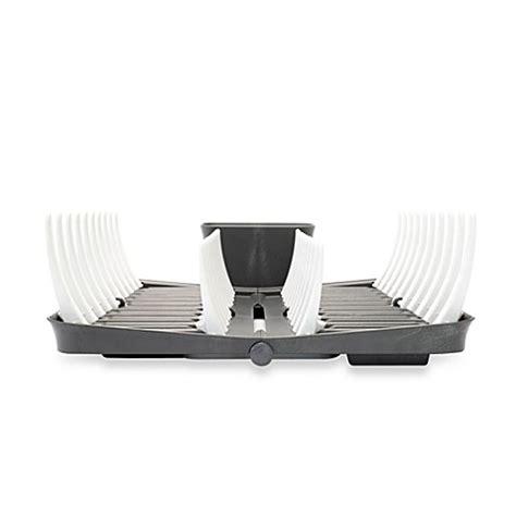 dish rack bed bath and beyond adjustable foldable dish rack bed bath beyond