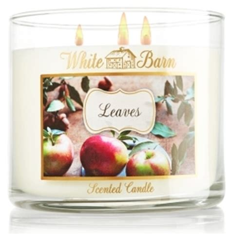 white barn top candles top selling 12 best fall scented candles
