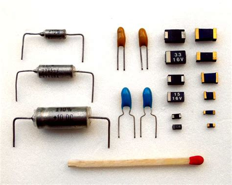 facts about capacitors tantalum capacitor