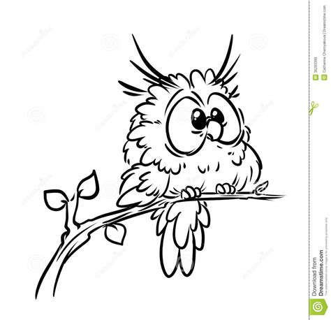 best photos of christmas owls coloring page printable