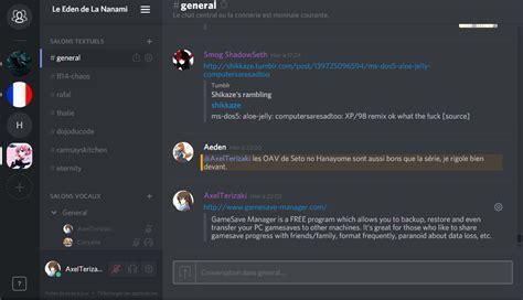 discord teamspeak discord oubliez skype teamspeak et mumble la rel 232 ve