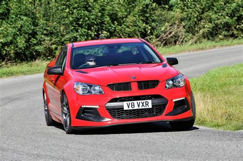 vauxhall vxr maloo vauxhall vxr8 maloo 2017 review pictures auto express