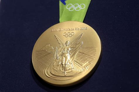 Money For Winning Gold Medal - image gallery olympic gold medal