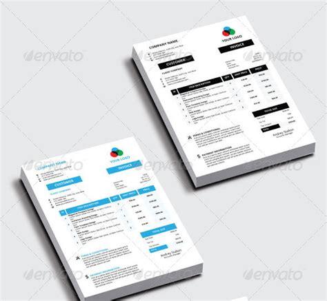 invoice design psd toreto co