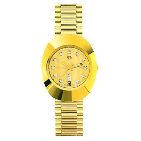 rado gold diastar r12413493