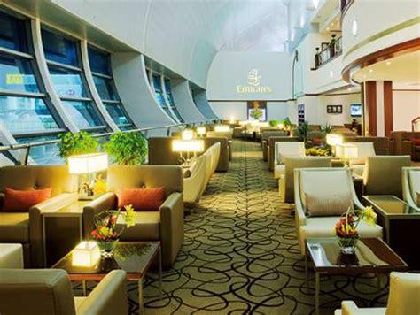 emirates lounge dubai emirates opens special lounges to economy flyers
