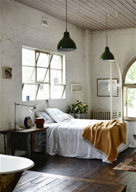 vintage industrial bedroom get the ceiling lights