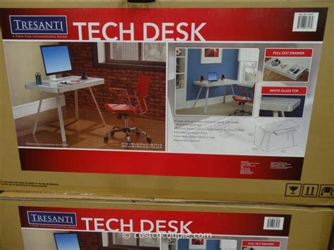 tresanti tech desk costco tresanti tech desk