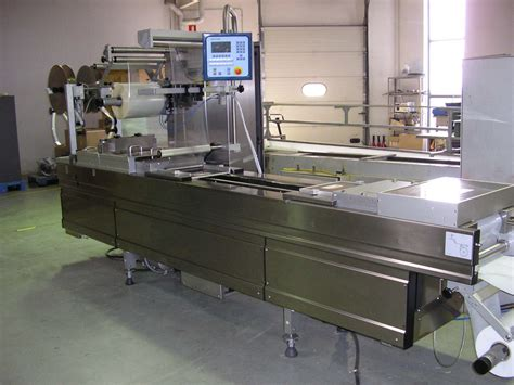 multivac  thermoforming machine exapro