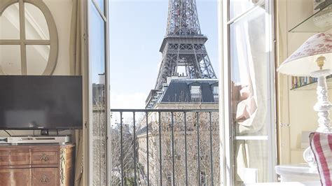 apartment in eiffel tower paris apartments rentals with eiffel tower views