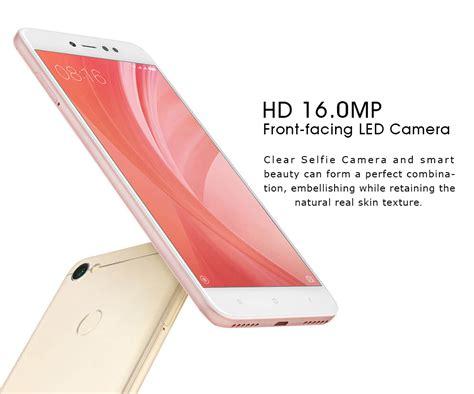 Xiaomi Note 5a Ram 4 Gb xiaomi redmi note 5a 5 5 inch 4gb 64gb smartphone gold