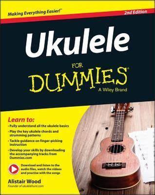 ukulele  dummies  alistair wood