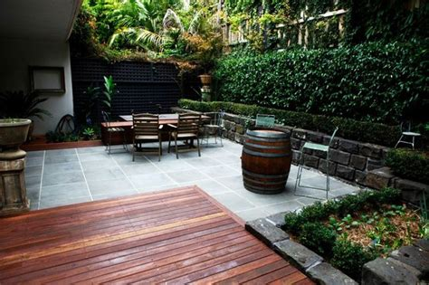 Patio Designs Melbourne Small Patio In Melbourne