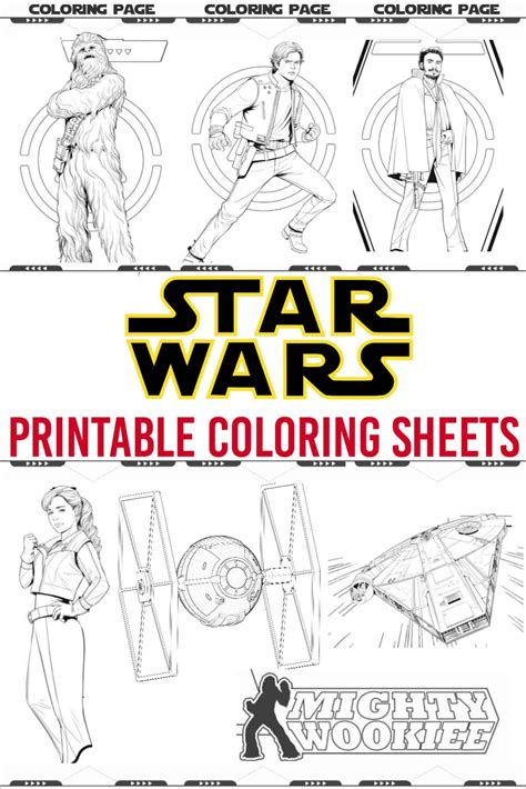 printable wars coloring pages wars coloring pages free wars printables