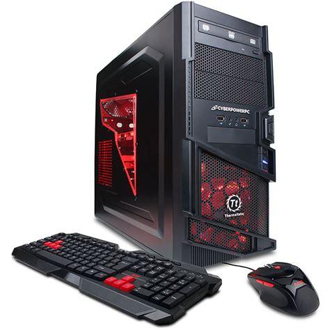 Cpu Gaming 1 cyberpowerpc gamer ultra gua380 gaming desktop computer gua380