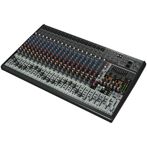 Mixer Eurodesk behringer eurodesk sx2442fx 171 mixer