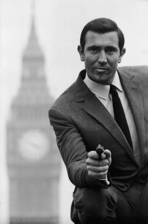 on george an appreciation for on majesty s secret service by