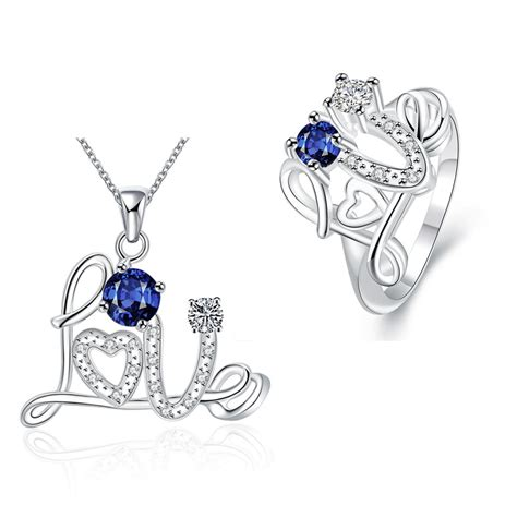 Set Perhiasan Berlian Permata Imitasi Zircon Set 6 buy grosir dubai berlian perhiasan from china dubai berlian perhiasan penjual