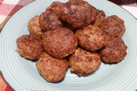 ricette tipiche della cucina greca keftedes ricetta delle tipiche polpette di carne greche