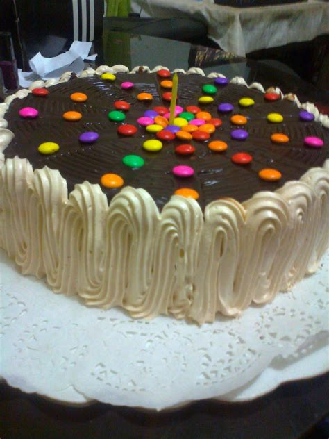 decoracion de torta con merengue sencilla de todo un poco modelos de tortas